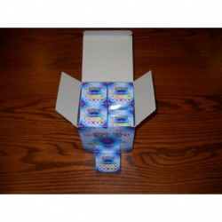 Origami Paper Harmony Crane - 050 mm - 200 sh - Bulk