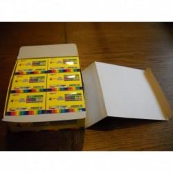 060 mm_1000 sh - Mix Colors Origami Paper - Bulk