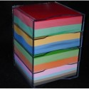 150 mm_2000 sh - Single Side Origami Paper in Plastic Case