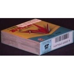 Origami Paper Plain Color - 075 mm - 260 shets -  Bulk