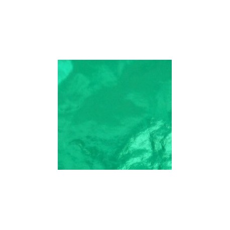 Origami Paper Green Foil - 075 mm - 50 sheets