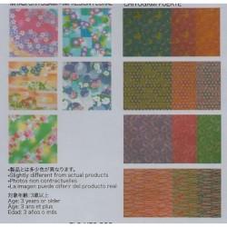 150 mm_ 200 sh - Mix Prints Origami Paper