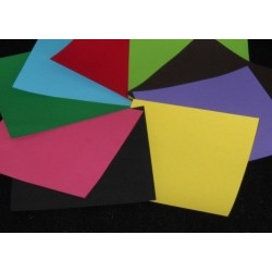 Kraft Paper Double Sided Mixed Colors - 300 mm - 9 sheets
