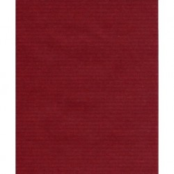 Kraft Paper by Kartos -  Burgundy (Cranberry) - 300 mm - 6 sheets