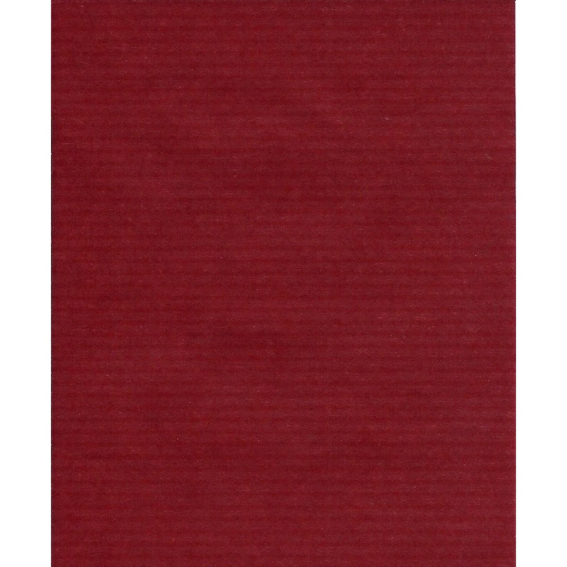 kraft paper by kartos burgundy cranberry 300 mm 6 sheets