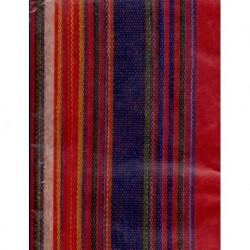 Tissue Paper With Multi Stripe Design