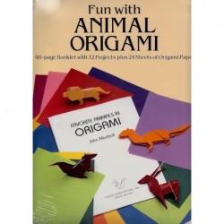 Fun With Animal Origami Kit