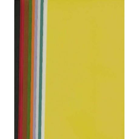 210 mm_  20 sh - Plain Color Washi Paper
