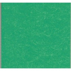 150 mm_  12 sh - Blue - Green Pearlized Momigami Paper