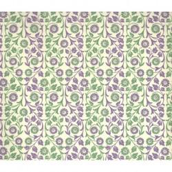 Carta Varese - Aster Purple Green