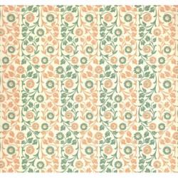 Carta Varese - Aster Orange and Green