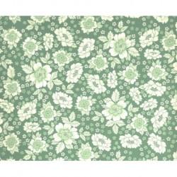 Carta Varese - Green Rose Towel