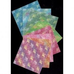 Origami Paper Cute Print - 075 mm - 144 sheets