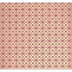 Carta Varese - Kitchen Pattern Burgundy