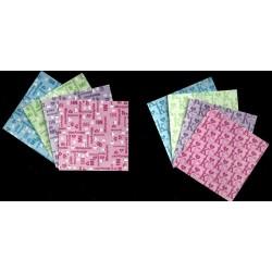 Origami Paper Miniyoki - 055 mm - 500 sheets