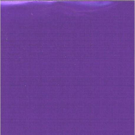 090 mm_ 100 sh - Purple Foil Paper