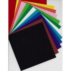 Origami Paper Bold Colors Washi - 150 mm -  48 sheets