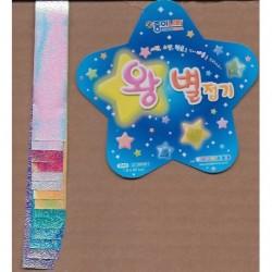 Origami Lucky Stars - King Size - Bulk