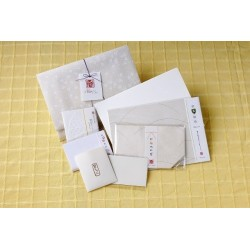 OA Size Echizen Washi Paper Table Set