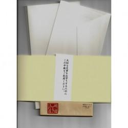 OA Size Echizen Washi Letter Set