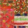 100 mm_  16 sh - Mix Print Washi Paper