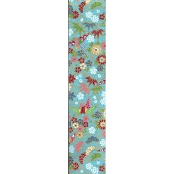 Blue Chiyogami Tape - 01440