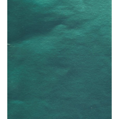 Origami Paper Turquoise Foil 1 - 260 mm - 10 sheets  - Disc