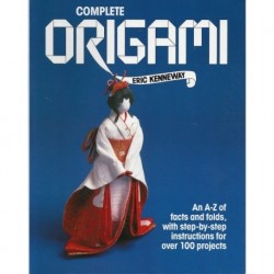 Complete Origami by Eric Kenneway