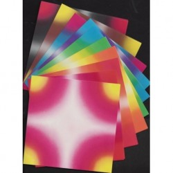 150 mm_  55 Sh - Clean Harmony Origami Paper