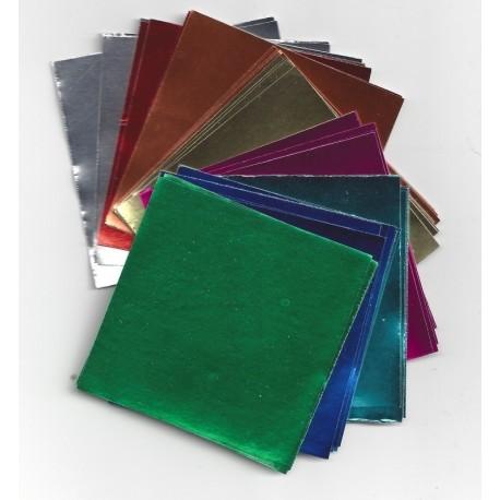 Foil Paper - Eight Colors - 32 Sheets
