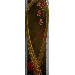 Mizuhiki Paper Cords - Gold
