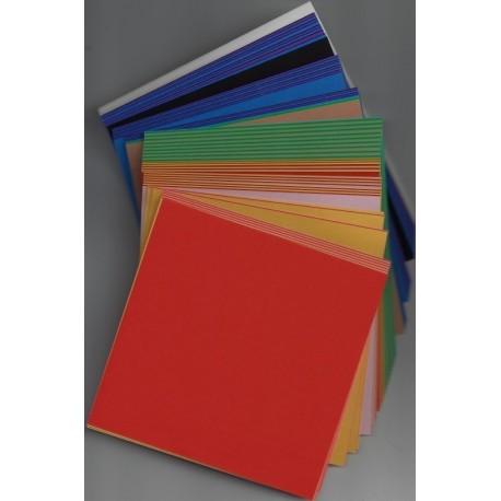 117 mm_ 160 sh - Origami Paper Mixed Colors