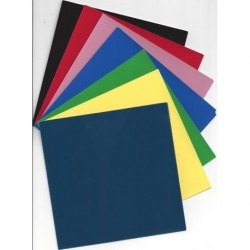 150 mm_  28 sh - Glossy Paper - Seven Colors
