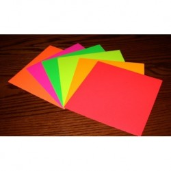 Origami Paper Fluorescent Color - 150 mm - 18 sheets