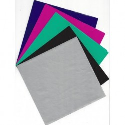 150 mm_  25 sh - Five Colors Light Weight Folding Paper