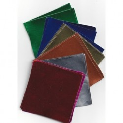 050 mm_   48 sh - Six Colors of Foil Paper - Discontinued