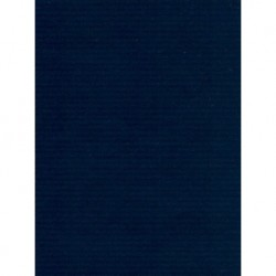 075 mm/   19 sh - European Kraft Paper - Dark Blue