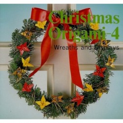 Christmas Origami 4 Wreath and Displays