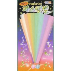 Pastel Lucky Star Paper