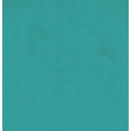 300 mm_   7 sh - Kraft Paper Aqua Blue - Non-Shadow Stripe