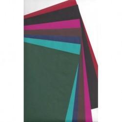 300 mm_   7 sh - Kraft Paper Seven Mixed Colors NS