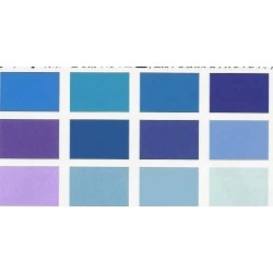 Origami Paper TANT Blue Color - 150 mm - 48 sheets