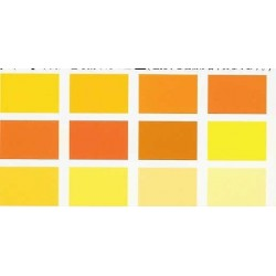 Origami Paper TANT Paper Yellow Color - 150 mm - 48 sheets