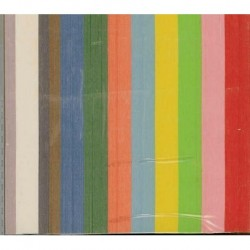 Origami Paper Plain Color - 075 mm - 1000 sheets