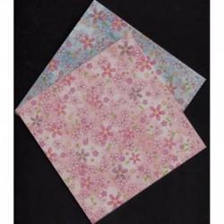 Origami Paper Sakura Cheery Blossom Print - 150 mm - 30 sheets