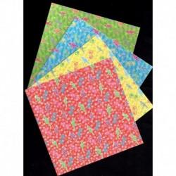 150 mm_  36 sh - Orizuru Chiyogami Paper