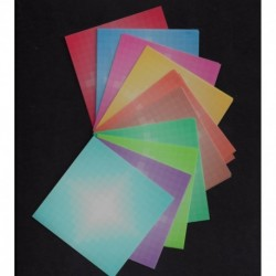 075 mm_ 180 sh - Fantasy Harmony Origami Paper