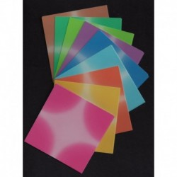 Origami Paper Fantasy Harmony Color - 075 mm - 180 sheets