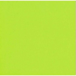 Origami Paper Lime Green Color - Big Size - 300 mm -  50 sheets