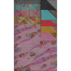 250 mm_   5 sh - Duo-Sided Eizchen Washi Paper